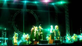 The Chieftains, Bilbo Jaiak 2011