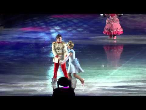 Disney on Ice 2011 プリンセスメドレー