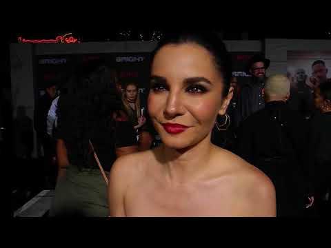 Mexican Actress Martha Higareda Talks Netflix's Altered Carbon