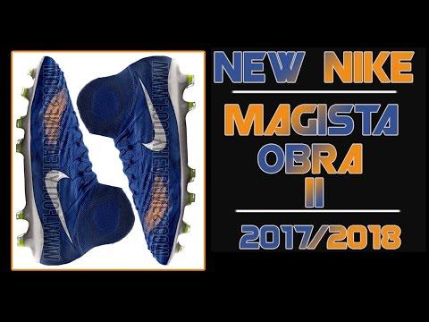 PES 2013 New Boots Nike Magista Obra II 2017/2018 HD by DaViDBrAz