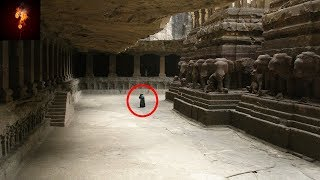 """The Mind Boggling Kailash Temple """"A Gift To Earth?"""""""