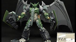 千值練×永井豪METAMOR-FORCE恐龍蓋特1號DinoGetterT-REX完全變形開箱