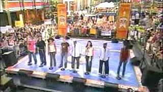 Rosario Dawson & Cast of Rent sings Season of Love 8.4.05