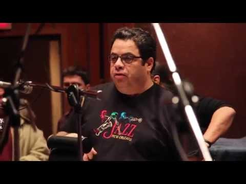 Arturo O'Farrill & the Afro Latin Jazz Orchestra | The Offense of the Drum online metal music video by ARTURO O'FARRILL