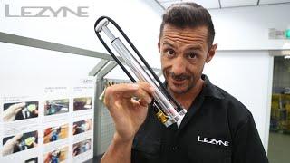 Lezyne Micro Floor Drive HV/HVG - A Mountain Bike Favorite