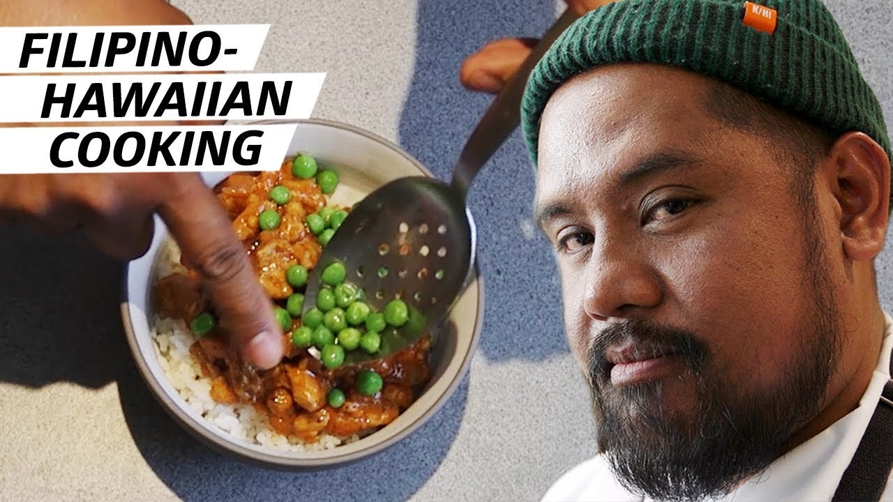 Cooking a Filipino-Hawaiian Feast with Chef Sheldon Simeon — Halo Halo thumbnail