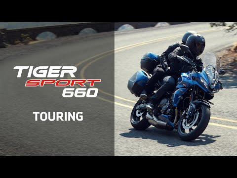 2022 Triumph Tiger Sport 660 in Bakersfield, California - Video 3