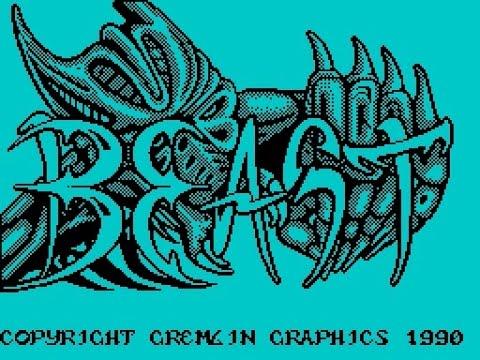 ZX Spectrum Longplay [018] Shadow of the Beast