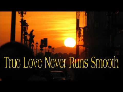 True Love Never Runs Smooth cover