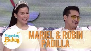Robin reveals that he sleeps in a separate room | Magandang Buhay
