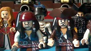 LEGO PIRATES of the CARIBBEAN 4195 Queen Anne's Revenge