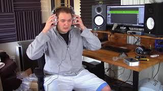 AKG k701 test   Use Headphones!