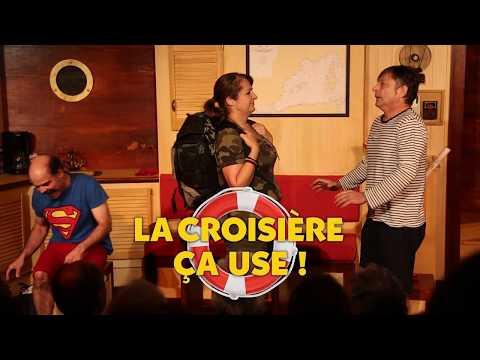 Bande Annonce de la Croisière ça Use !  Quand un croisière tourne au vinaigre ...