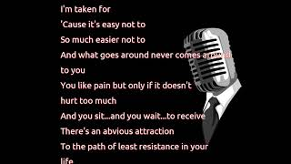 Alanis Morissette - Wake Up (lyrics)