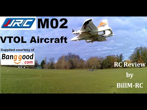 JJRC M02 review - unboxing, setup & flight mode tests