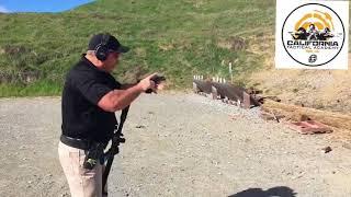 Multi-gun training with 5 times national champion Keith Garcia