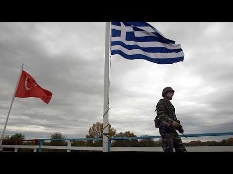 Προφυλακίστηκαν οι δύο Έλληνες στρατιωτικοί που συνελλήφθησαν από Τούρκους στον Έβρο…