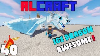 """RLCraft : """"ICE Dragon Is Awesome"""" Ep 40 Hardest Modpack wt Akan22 """"Minecraft Hindi"""""""