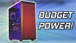 The Ultimate Budget Gaming PC 2017 / 2018!