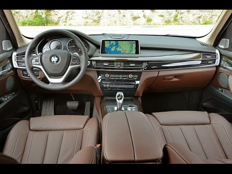 2014 BMW X5 Interior - Awesome!!!