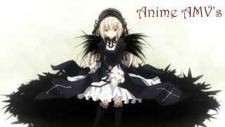 Suigintou   - (Rozen Maiden) - Suigintou - Rozen Maiden Zurückspulen (2013) - Hide and Seek (Nightcore) AMV