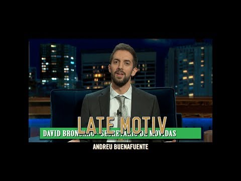 LATE MOTIV - David Broncano. #FelicidadesPabloAndrés | #LateMotiv271