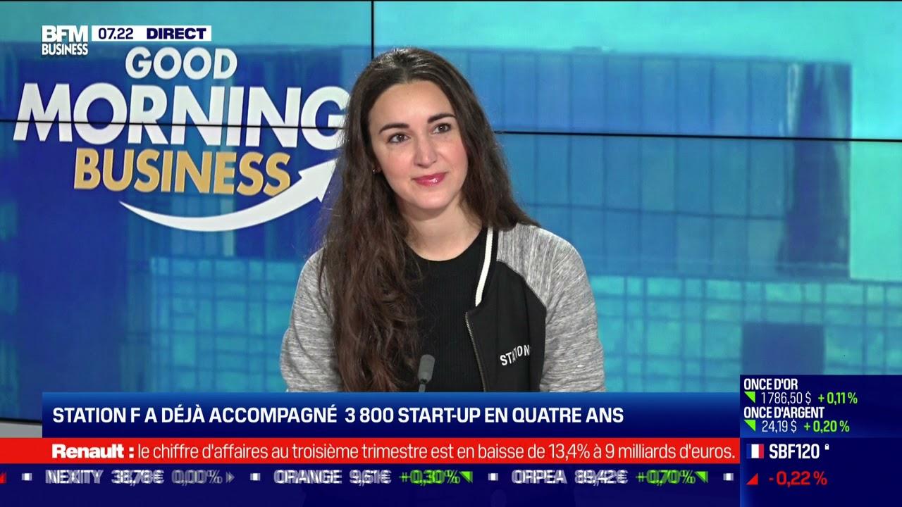 Station F lance une plateforme pour grands débutants en entrepreneuriat