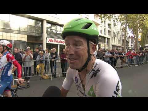 Lars Bak - Post-race interview - Paris-Tours 2019
