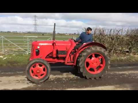 David Brown Cropmaster diesel NOW SOLD visit WWW.COATESCLASSICVEHICLES.CO.UK