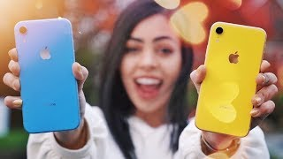 Switching to iPhone XR!