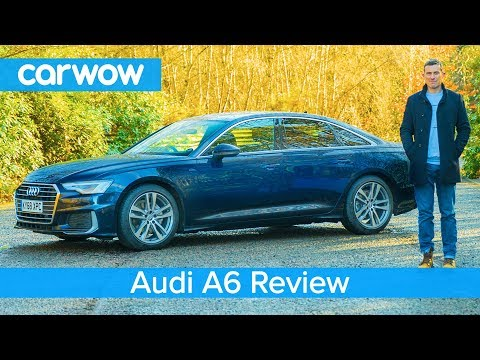 External Review Video 4K4Is06NRfk for Audi A6 Sedan (C8, Typ 4K)