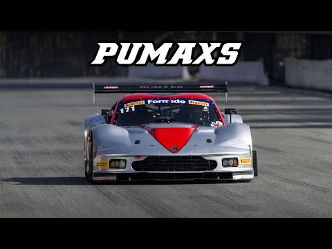 Pumaxs RT / Vicora V8 - Custom racecar with LS3 V8