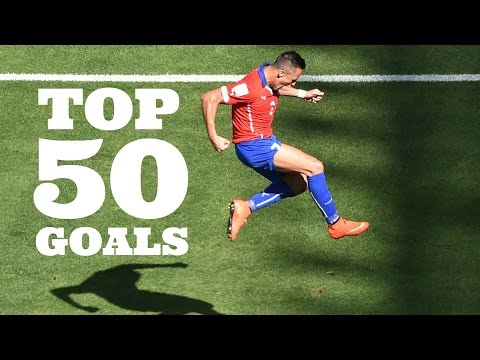 Alexis Sánchez - Top 50 Goals Ever [HD]