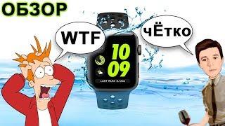Полный обзор Apple watch series 3 nike+ 42mm