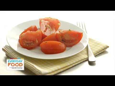 Tomato-Jalapeno Salad – Everyday Food with Sarah Carey