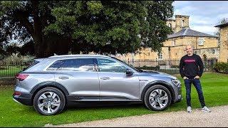 NEW AUDI E-TRON - GOODBYE TESLA   Electric Car   The Future