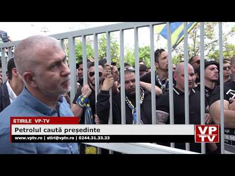 Petrolul caută președinte