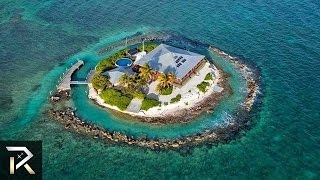 10 Ridiculously Expensive Islands Hidden From The Poor