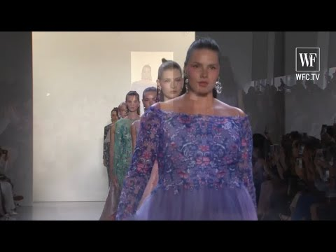 Tadashi Shoji Spring-summer 2020 New York fashion week