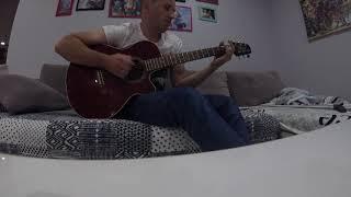 PAWEŁ DOMAGAŁA   Weź Nie Pytaj Cover Gitara Akustyczna