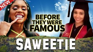 Saweetie | Before They Were Famous | Tap In | 2020 Biography