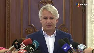 Teodorovici: Susţin principiul unui Guvern mult mai suplu, cu ministere mai puţine ca număr