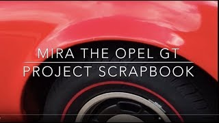 1970 Opel GT Build