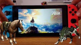 How To Unlock Wolf Link & Epona - Zelda BOTW