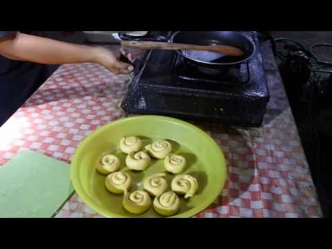 Video cara membuat roti maryam dengan cara yang sederhana