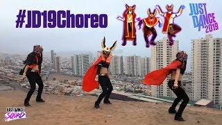 Just Dance 2019 - OMG - Arash ft. Snoop Dogg | Preview | (#JD19Choreo Challenge)