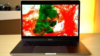 """2017 15"""" MacBook Pro Review - Runs Cooler, Faster, and Longer!"""