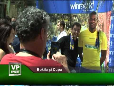 Bokila și Cupa
