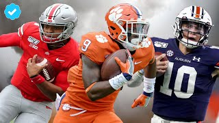 The Best of Week 1   2019 College Football Season Highlights ᴴᴰ