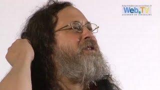 Richard Stallman : Logiciels libres et éducation (liberté égalité fraternité)